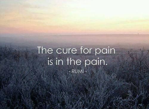 11. cure for pain buzzquotes