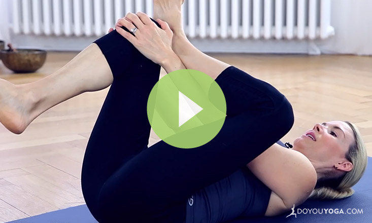 12-Minute Beginner's Flexibility Class (VIDEO)