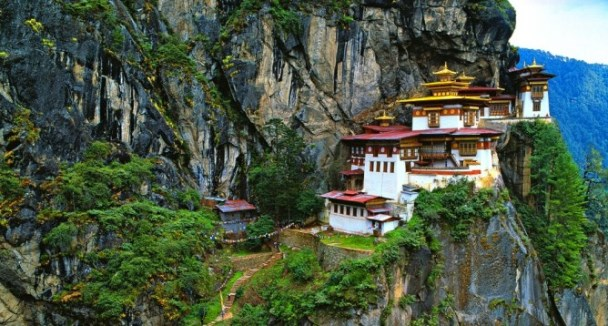 Yoga retreat in Paro and Thimpu, Bhutan