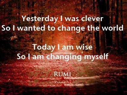 15 Inspiring Rumi Quotes To Get You Through The Day Doyouyoga