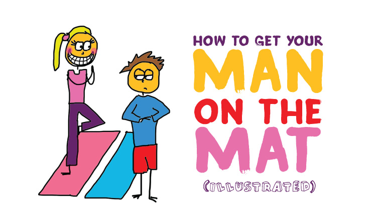 8 Ways to Get Your Man on the Mat (Illustrated)