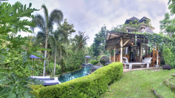 Soulshine Yoga retreat in Ubud, Bali