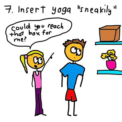 Stealth Yoga