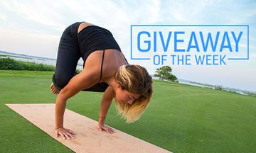 Giveaway - 2 x Non-Slip Yoloha Cork Yoga Mats (Worth $139)