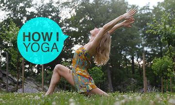 I'm Kristin McGee, And This Is How I Yoga