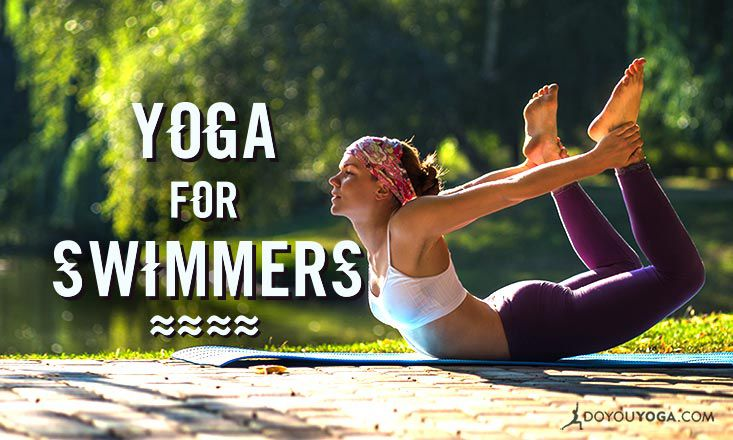 Top 5 Yoga Poses for Swimmers