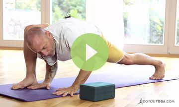Yoga for Open Hips with Raghunath (VIDEO)