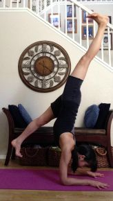 5 tips to move into forearm stand -- float