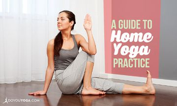 A Guide to Home Yoga Practice