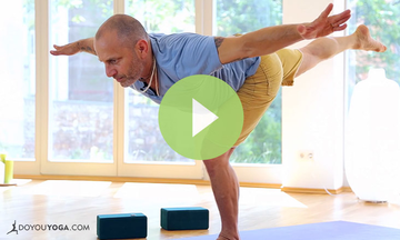 Full Body Yoga Fitness for Men (VIDEO)