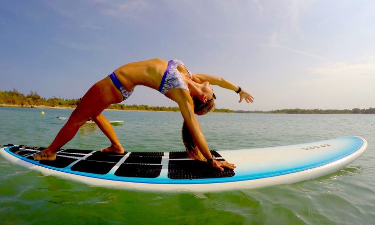 Get Your Float On: Busting the 3 Most Common Myths of SUP Yoga