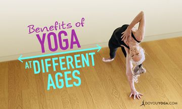 The Benefits of Yoga at Different Ages