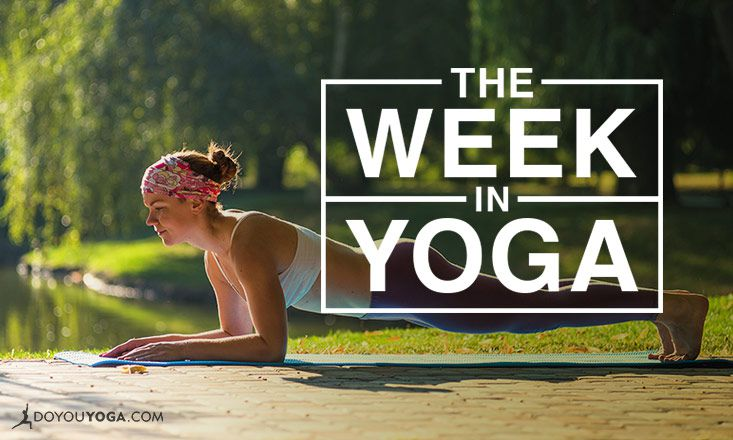 The Week In Yoga #66