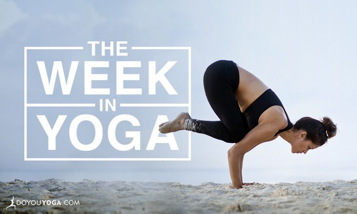 The Week In Yoga #68