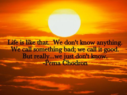60 LifeChanging Quotes From Pema Chodron DOYOUYOGA Enchanting Pema Chodron Quotes