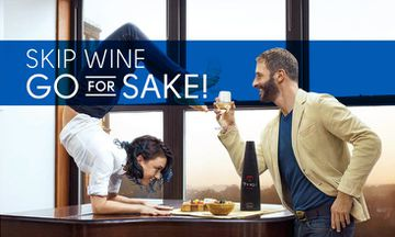 3 Reasons to Skip Wine and Go For Sake