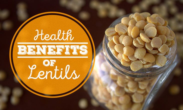 4 Health Benefits of Lentils (With Recipe)