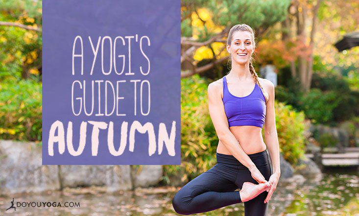 A Yogi's Guide to Autumn