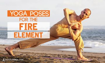 3 Yoga Poses for the Fire Element