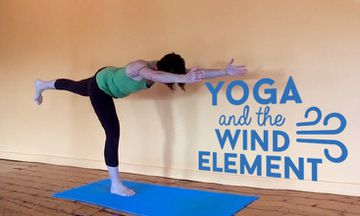 5 Elements of Yoga: Finding Rhythm with Wind Element