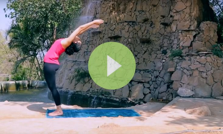The 12 Steps of Surya Namaskar or Sun Salutation | DOYOUYOGA