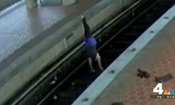 Yogini Arrested for Performing Yoga in the DC Metro Tracks