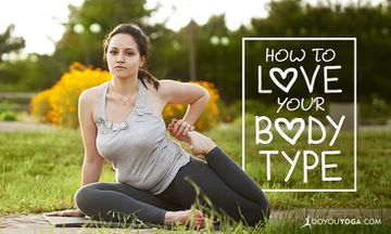 5 Tricks to Fall in Love with Your Body Type