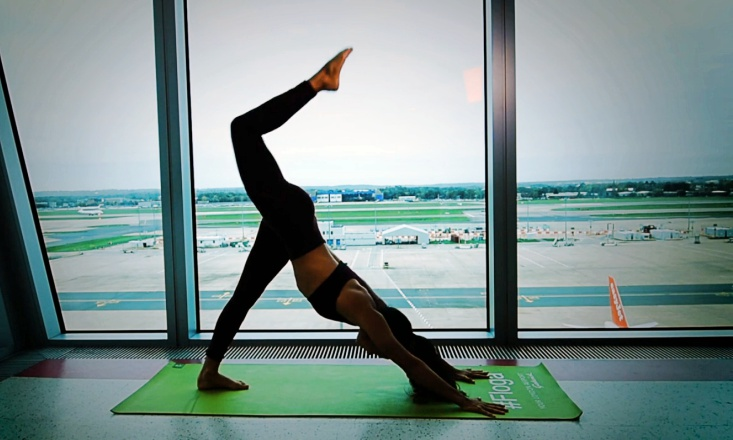 Gatwick Airport in UK Now Has a Yoga Room Too