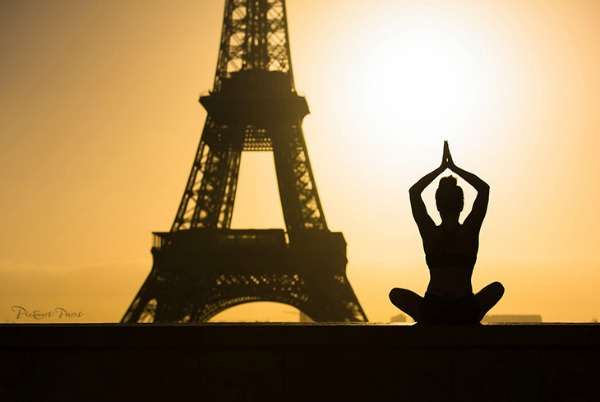 Yogini in Paris 3