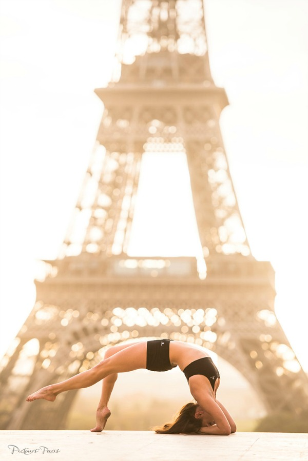 Yogini in Paris 4