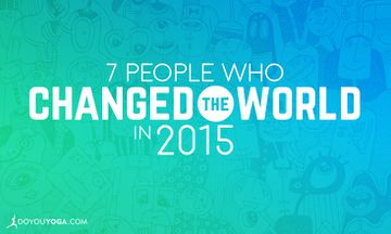 7 People Who Changed the World in 2015