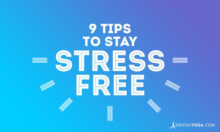 9 Tips to Stay Stress Free Through the Festive Season