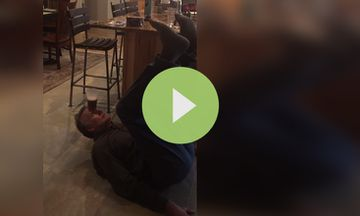 Can You Do Beer Yoga? (VIDEO)