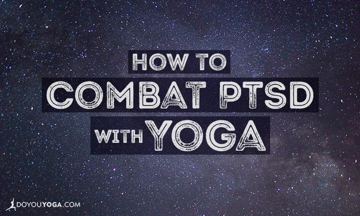 combat ptsd with yoga
