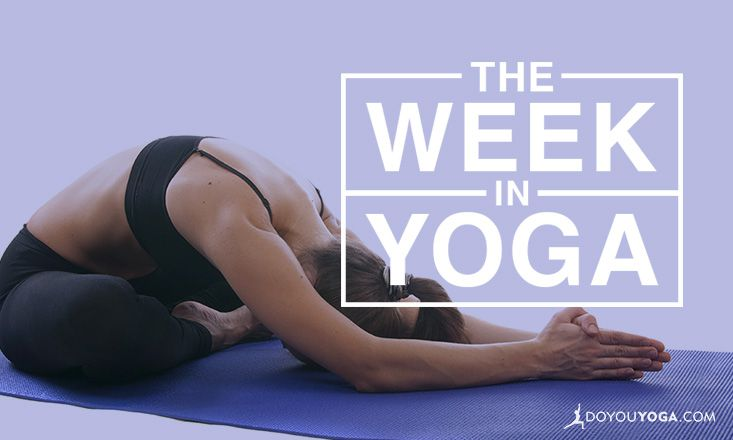 The Week in Yoga #83