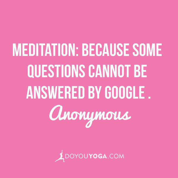 things only yogis know meditation