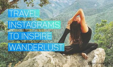 10 Travel Instagram Accounts To Follow For Some Serious Wanderlust
