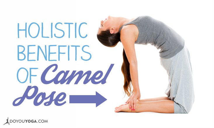 holistic benefits of camel pose