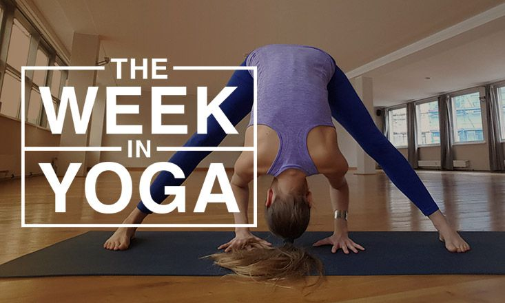 The Week in Yoga #88