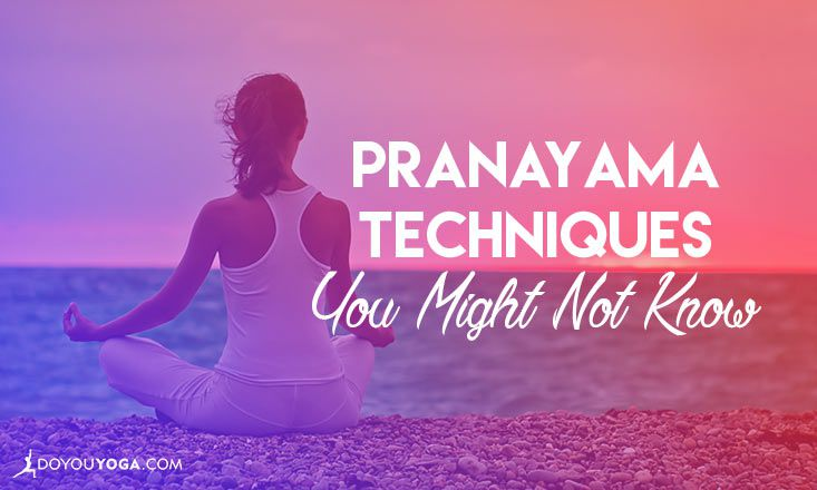 3 Pranayama Exercises You Might Not Know About