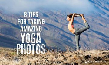8 Tips for Capturing Amazing Yoga Portraits
