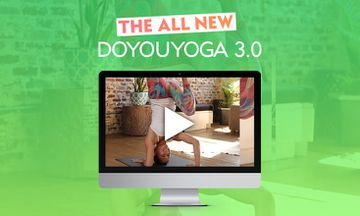 DOYOUYOGA v3.0 Launched - Premium Memberships and Tons New Features