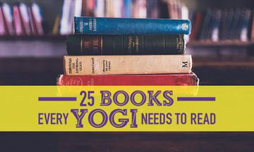 25 Books Every Yogi Needs to Read