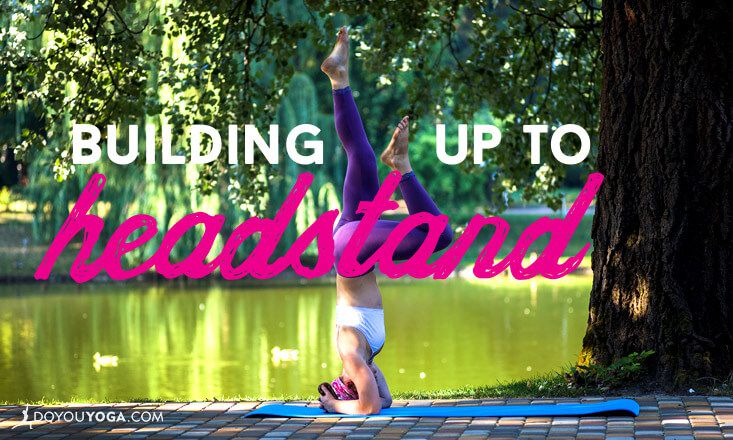 Building Up to Headstand