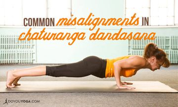 Common Misalignments in Chaturanga Dandasana (and How to Fix Them)
