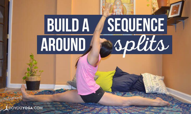 How to Build a Sequence Around Splits