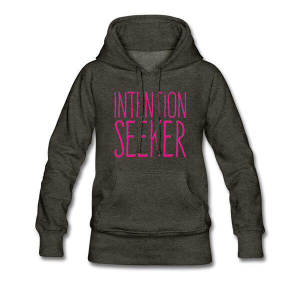 Intention_Seeker_Women_s_Premium_Hoodie_Neon_Pink_Print_Charcoal_grande_aee40c1f-0102-41ea-9203-dfcf7a4141ea_1024x1024