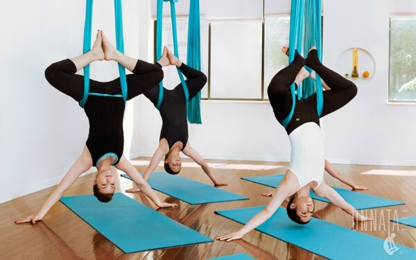 Credit: Unnata Aerial Yoga