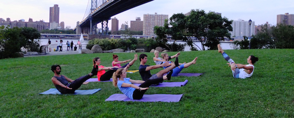 Credit: POP UP YOGA