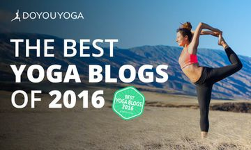 The 50 Best Yoga Blogs of 2016